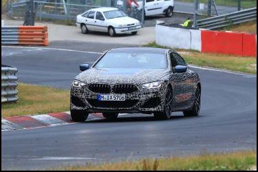最大四門Coupe  BMW 8 Series Gran Coupe