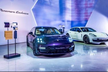 限量之選  Porsche Panamera Exclusive
