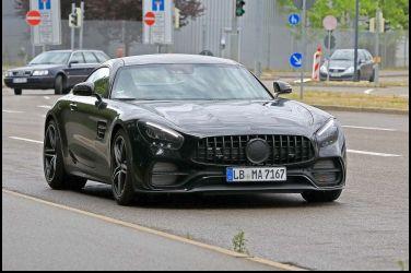 不只是微調Mercedes-AMG GT小改款