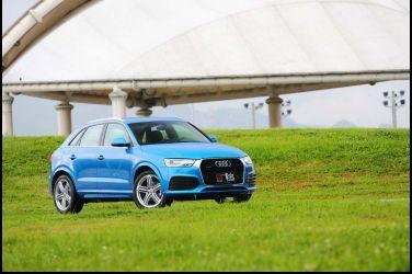 小型LSUV選購指南(第三部)最後出清搶利多Audi Q3