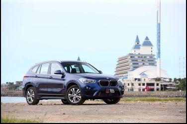 小型LSUV選購指南(第二部)前驅也能有樂趣BMW X1
