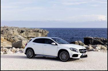 小型LSUV選購指南(第五部)跨界也來湊一腳Mercedes-Benz GLA