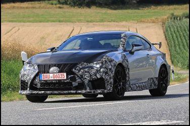 不可能的減重Lexus RC-F GT