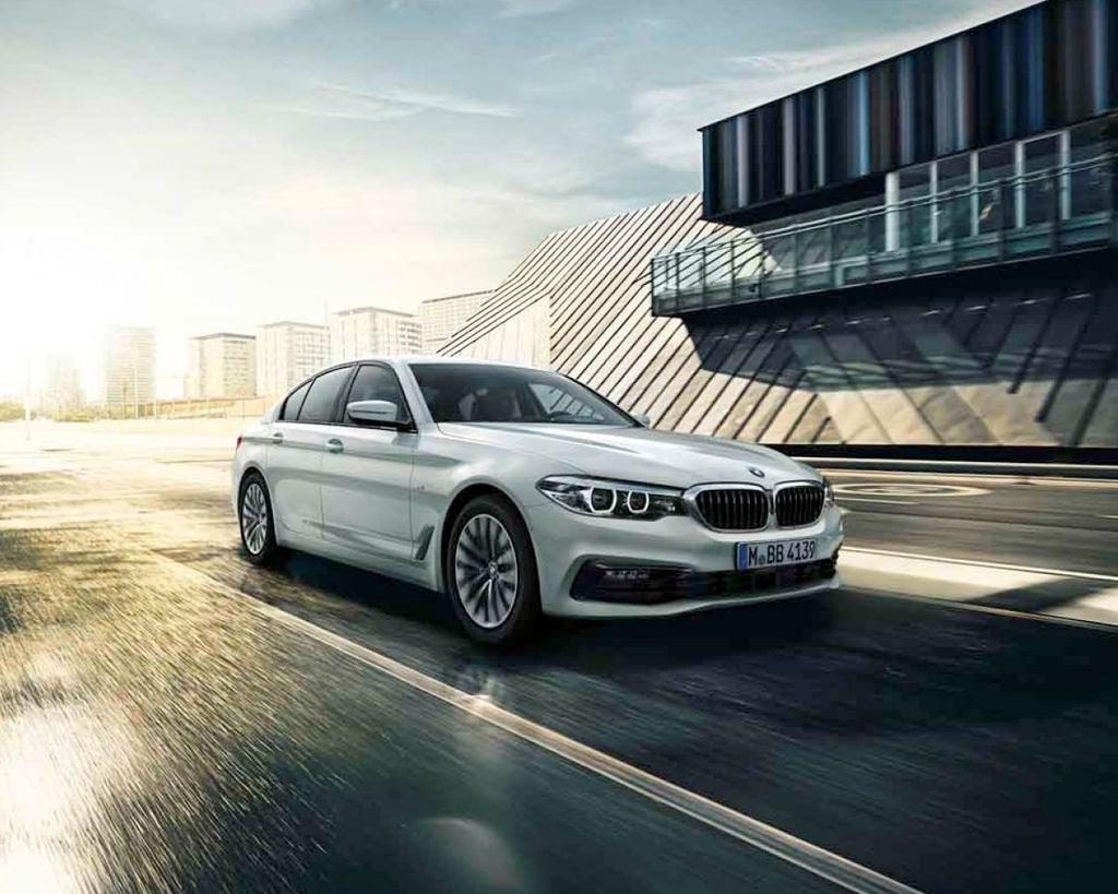 2019年式BMW大5系列全面搭載最高規格