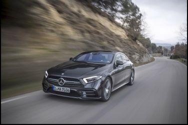 大人的任性  Mercedes-Benz CLS(下)動力、操控篇