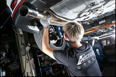 排氣管改裝效果測試(上) 原廠排氣管 v.s改裝排氣管