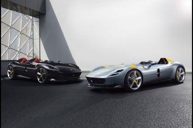 F1等級的公路超跑  Icona限量版特別車型Monza SP1與SP2震撼來襲