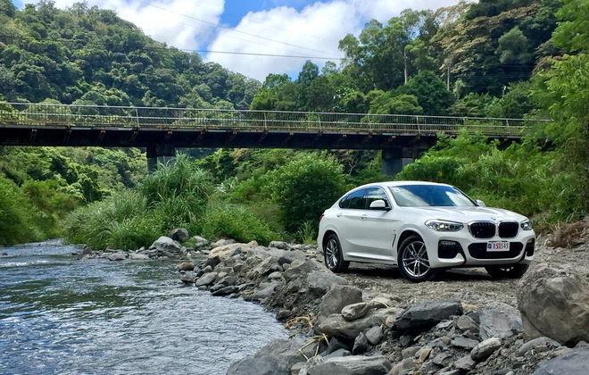 華麗蛻變 BMW 第二代X4 xDrive30i M Sport試駕-外觀內裝篇