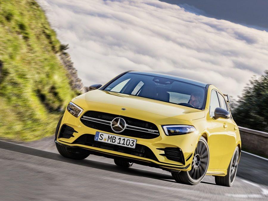 有史以來最容易入手的AMG?? Mercedes-AMG A35 4 MATIC發表!