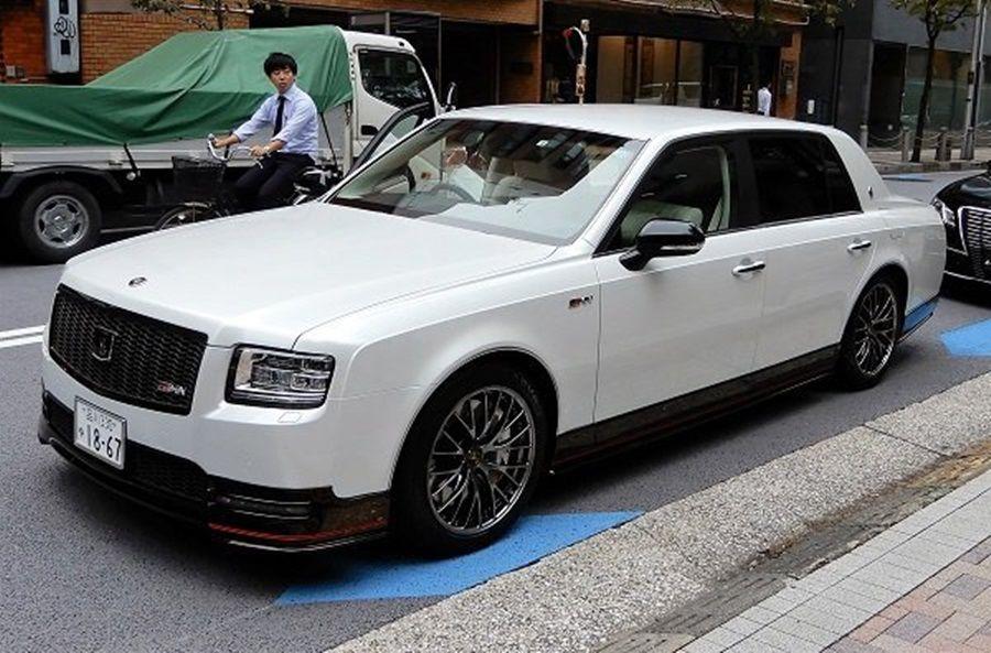 Toyota Century GRMN?豐田章男的神祕座駕現身!