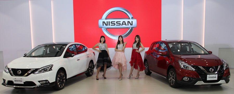 NISSAN三大戰略車款 TIIDA SENTRA JUKE  19年式進化再靚化