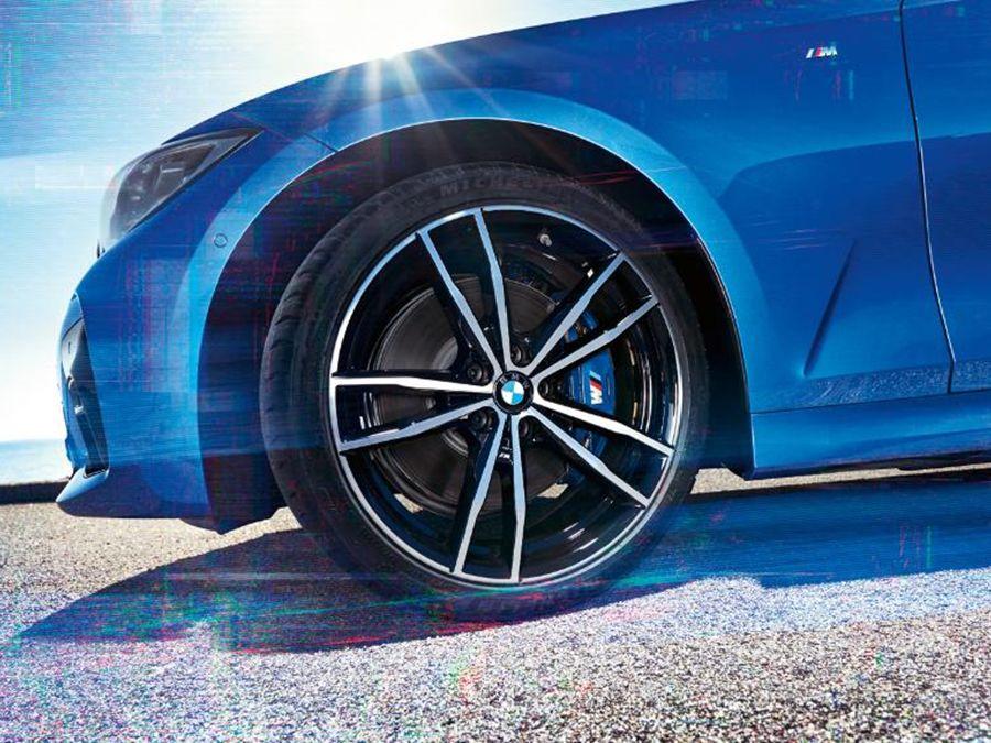 Bimmer注意!BMW新3系列小小現蹤
