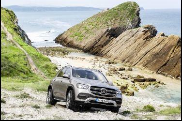 真心不騙大改款  Mercedes-Benz GLE