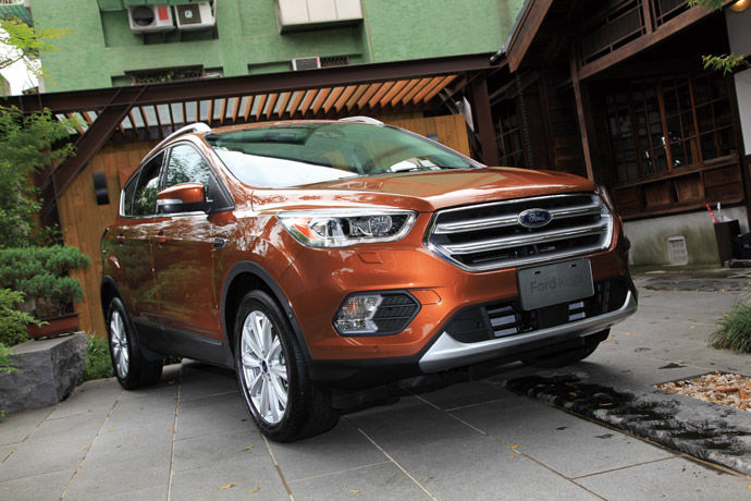 舊換新 更超值    Ford Kuga EcoBoost 245 & TDCi柴油型