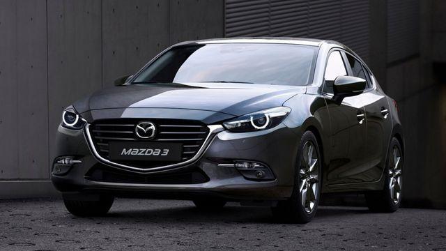 2018年10月 Mazda 馬自達全車系中古車行情表