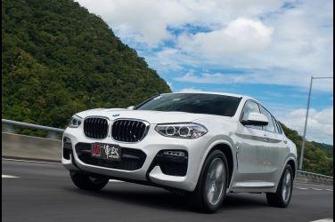 造型優先  BMW X4 xDrive30i M Sport