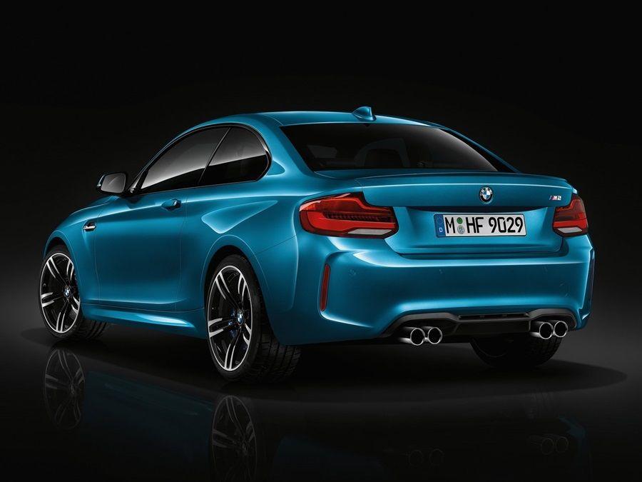 下一代BMW 2系列原廠暱稱「飄移機」!!