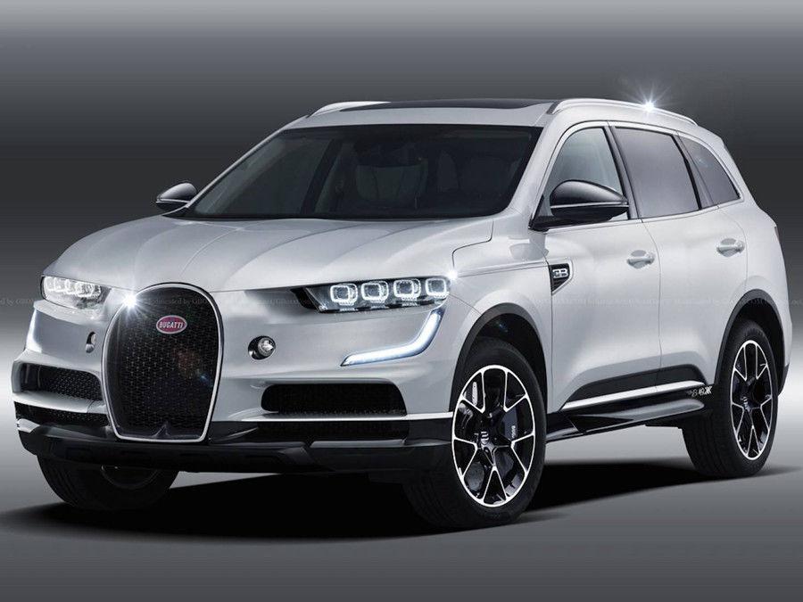 Bugatti的執行長鬆口表示正在考慮發展休旅車款與油電混合系統!