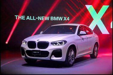 運動風休旅BMW X4