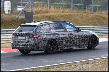 必追潮旅  BMW 3 Series Touring