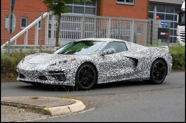 1000hp怪物  Chevrolet Corvette