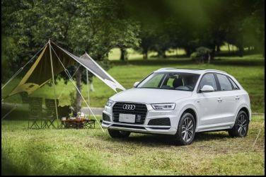 駕馭框架外的精彩 「Audi Q3精彩無限版」限量上市