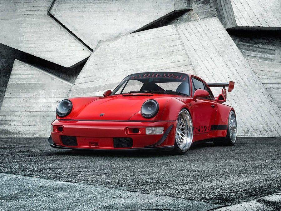 曾為SEMA展重頭戲展示車輛的RWB Porsche 911拍賣中!