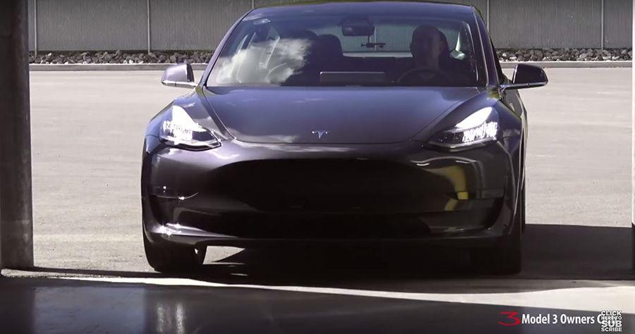 改輪圈能讓車變快?Tesla Model 3跑給你看!(影音)
