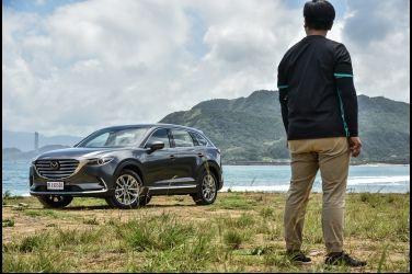 [影音] 200萬以下、車長破5米、七人座的SUV---Mazda CX-9試駕報導!!