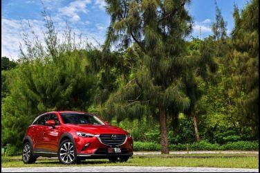 這樣「柴」安靜Mazda CX-3 SKY-D
