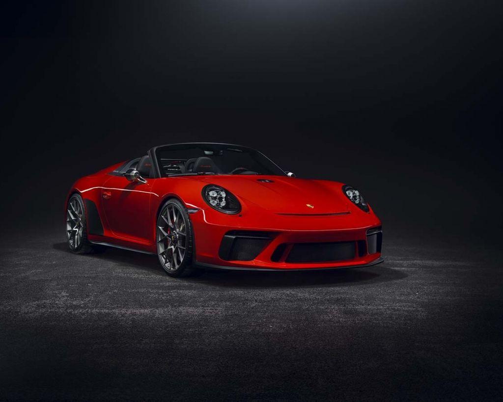 Porsche 911 Speedster 即將進入生產階段