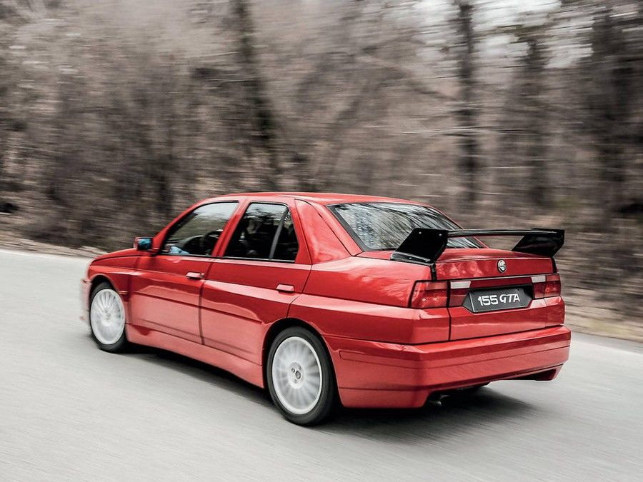 準備好800萬台幣,你將有機會入手全球只此一輛的Alfa Romeo 155 GTA Stradale!