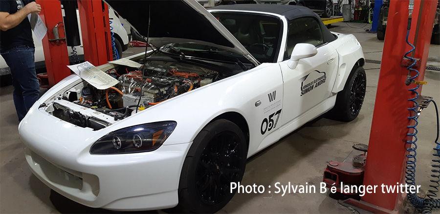 經典Honda S2000引擎被拆了!車主還很滿意?