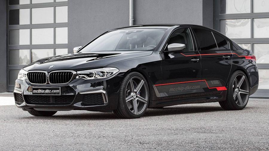 mcchip-dkr所改裝的BMW M550d xDrive讓駕駛在踩下油門的瞬間完全忘記反柴油人士的存在!