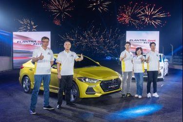 79.9萬起共兩車型 Hyundai Elantra Sport國產上市