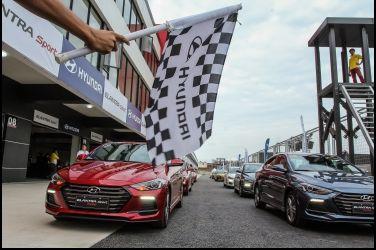 重拾性能渴望  Hyundai Elantra Sport