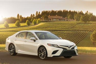 日本原裝進口上市! 全新Toyota Camry 11月1日抵台發表