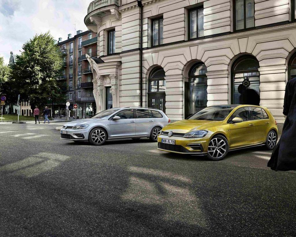 Volkswagen Golf & Golf Variant 2019年式正式上市
