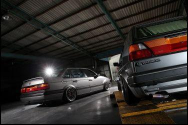 100%街乘式樣   Volkswagen Passat VR6 B3(下)