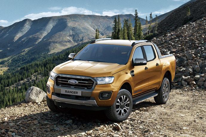 嶄新冒險生活    New Ford Ranger