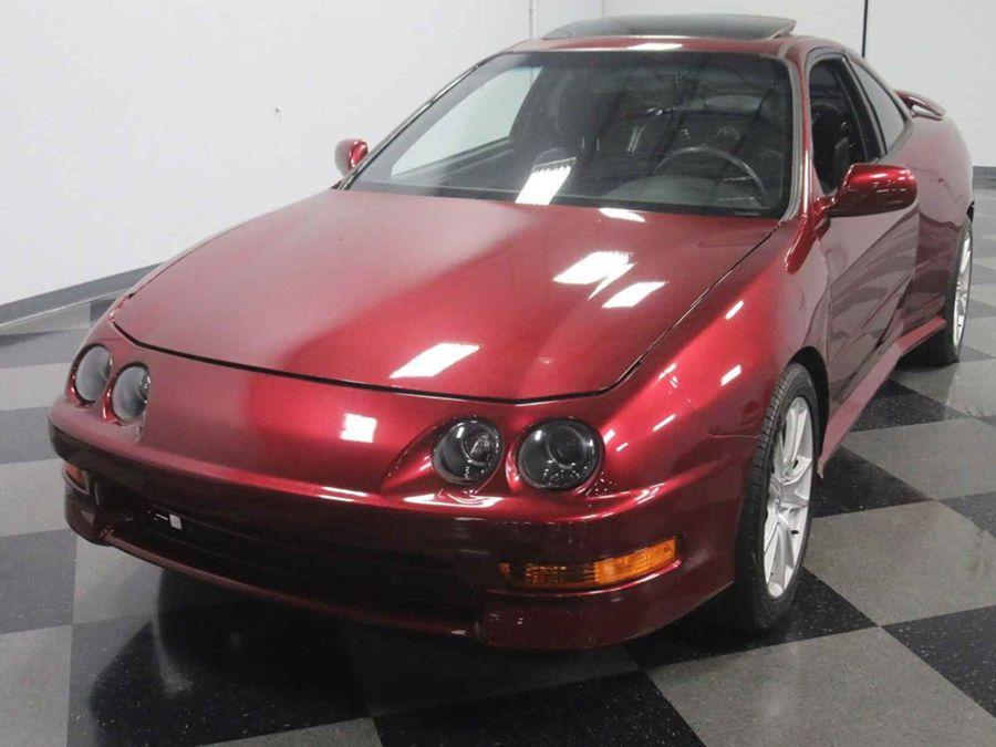 快滿20年的老車Acura Integra還要賣2.8萬美元?!真的假的?
