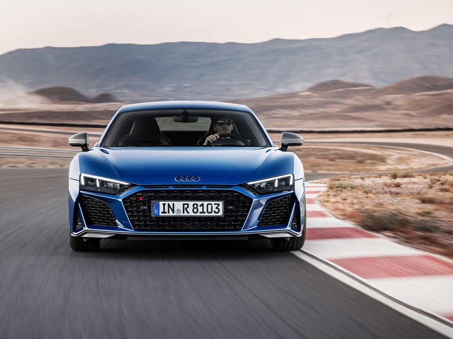 戰力更強!Audi推出小改款R8/R8 Spyder