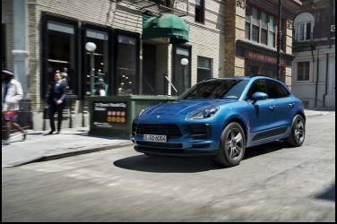 國內即將發表   Porsche Macan Facelift