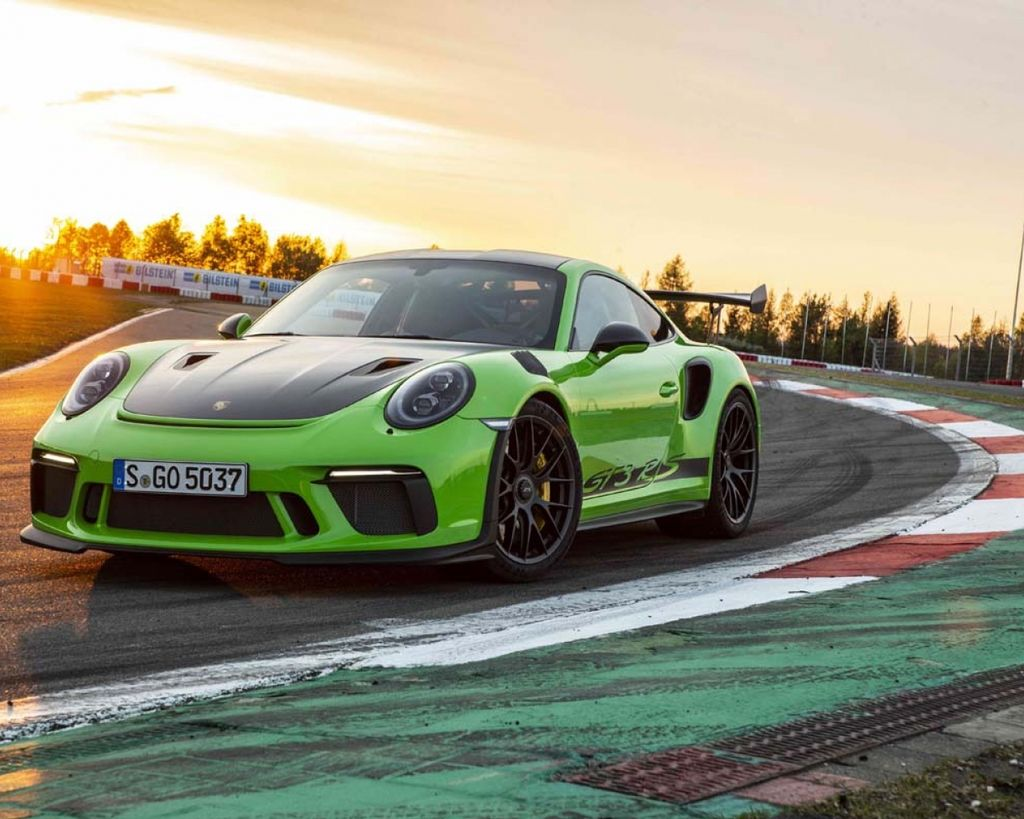全新Porsche 911 GT3 RS正式抵台