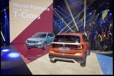 最小生力軍加入 VW T-Cross