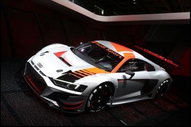空力套件再進化   Audi R8 LMS GT3