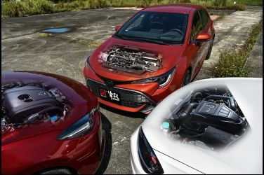 [集體評比] 封神榜   Toyota Auris vs. Mazda 3 vs. VW Golf(下、動態、結論篇)