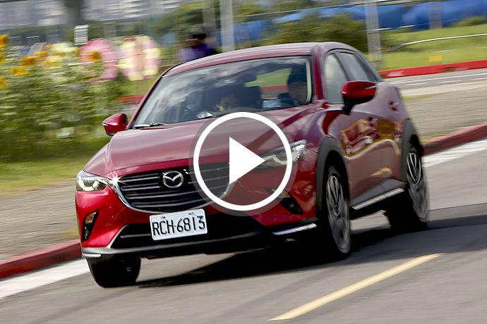 魂動小馬 以柴為力  Mazda CX- 3 SKY-D
