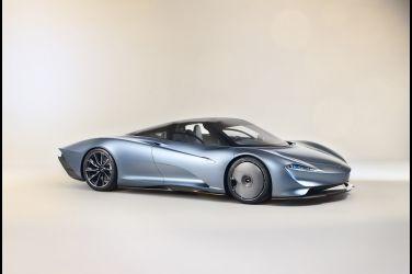 限量夢幻逸品   McLaren Speedtail