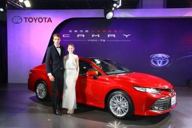 國產變進口!  Toyota Camry